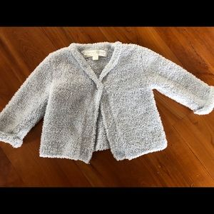 Other - Barefoot dreams light blue cardigan